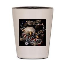 NavyEagle Shot Glass