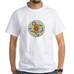 Hardeman County Sheriff White T-Shirt