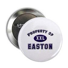 Property of easton Button