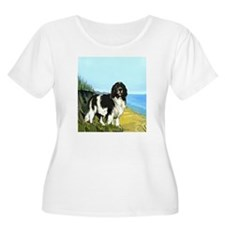 landseer on t T-Shirt