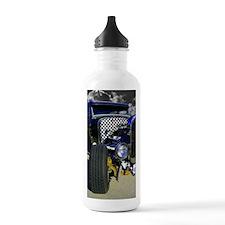 Ratrodblue Sports Water Bottle