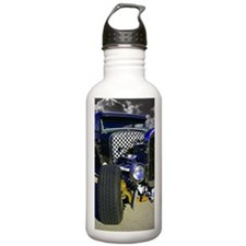 Ratrodblue Water Bottle