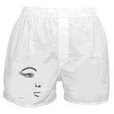 face Boxer Shorts