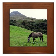 """Connemara 1"" Framed Tile"