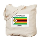 Zimbabwean roots Tote Bag