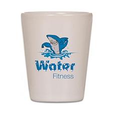 TMac Water Aqua Aerobics Fitness Shot Glass