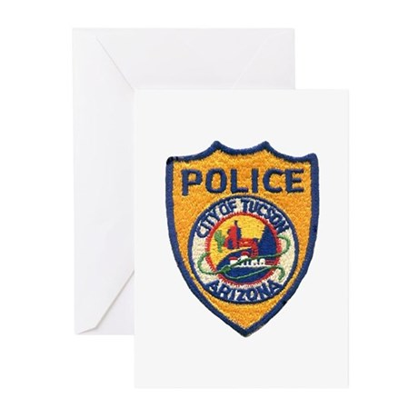 Tucson Police Greeting Cards (Pk of 10)