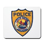Tucson Police  Mousepad
