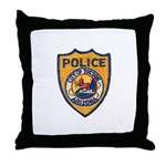 Tucson Police  Throw Pillow