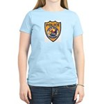 Tucson Police  Women's Pink T-Shirt