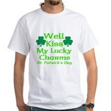 Well Kiss My Lucky Charms Shirt