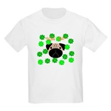 Puggy O'Malley Kids T-Shirt