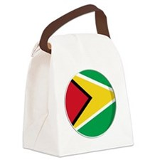 guyana Canvas Lunch Bag