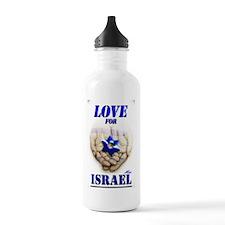 Hands1b Water Bottle