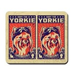 Obey the YOEKIE! Retro Pilot Mousepad