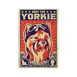 YORKIE Pilot Propaganda Magnets (10 pack)