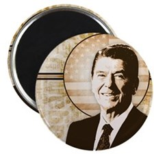april11_reagan_retro Magnet