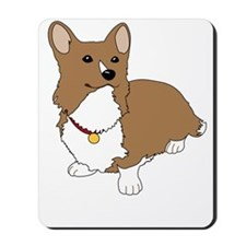 Cowboy_Bebop_Data_Dog_dark Mousepad