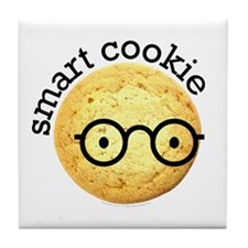 Smart Cookie Tile Coaster