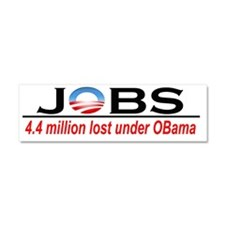 jobs2 Car Magnet 10 x 3