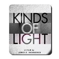 Kinds of Light poster Mousepad