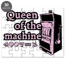 queenSlotB Puzzle