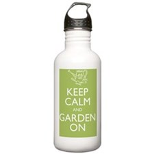 GardenOn_Green Water Bottle