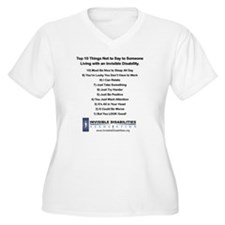 Top 10 Not to Say T-Shirt