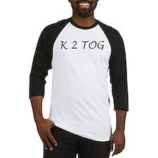 K 2 Tog Stitch - Baseball Jersey