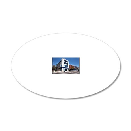 08May11_Albany Park_036-POST 20x12 Oval Wall Decal