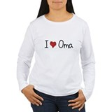 I heart Oma T-Shirt