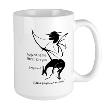 Official LotGD.net Large Mug