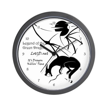 Official LotGD.net Wall Clock