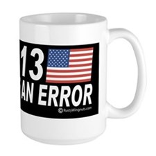 End of an Error bmp stk Coffee Mug