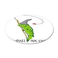 You shall not cast 2 copy Wall Decal