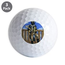 SteampunkAnubisLarge Golf Ball