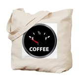 Out of Coffee Tote Bag