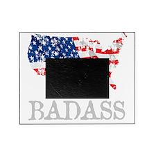 AmericanBadass_DrkShrt Picture Frame