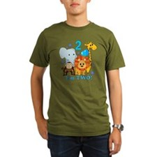 baby2JungleAnimals T-Shirt
