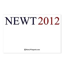 Newt2012 Postcards (Package of 8)