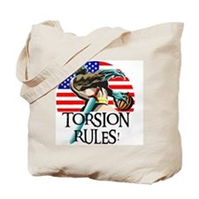 Ernie Torsion Rules Tote Bag