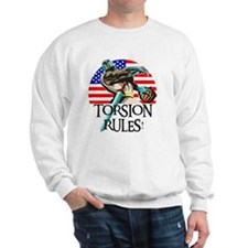 Ernie Torsion Rules Sweatshirt