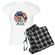 Ernie Torsion Rules Pajamas