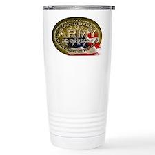 army Oval Travel Mug