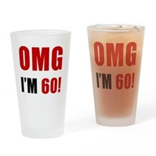 omg60 Drinking Glass