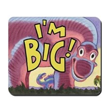 ImBIG_crop3Black Mousepad