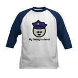 My Daddy's a Hero Policeman Tee