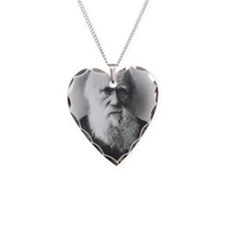 darwin Necklace Heart Charm