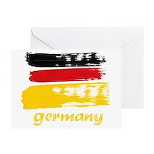 germany Greeting Card