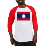 Cute Laos Baseball Jersey